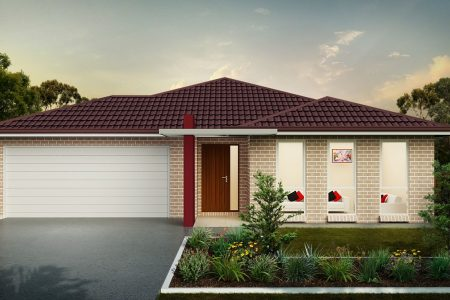 Render of Canberra's Best House and Land Package